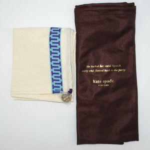 Tory Burch & Kate Spade Dust Cover bags | Small | Bundle | EUC